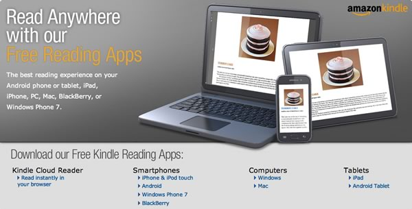 Where to Find Free Kindle-Reading-Apps