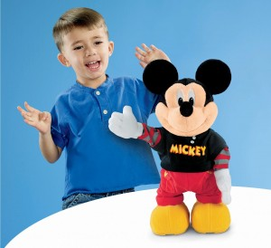 Fisher Price Disney Dance Star Mickey