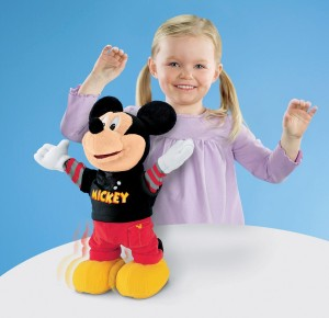 Fisher-Price-Disney Dance Star Mickey