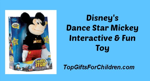Fisher Price Disneys Dance Star Mickey