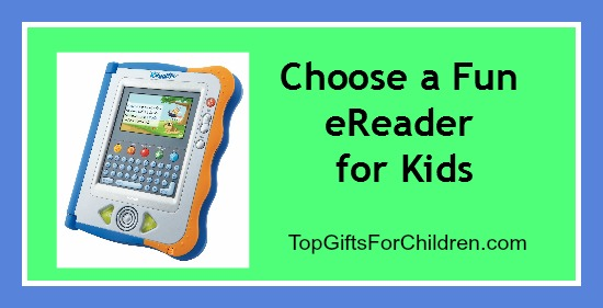 eReaders for Kids
