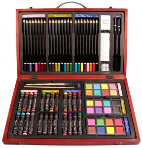 Arts & Crafts Drawing Set