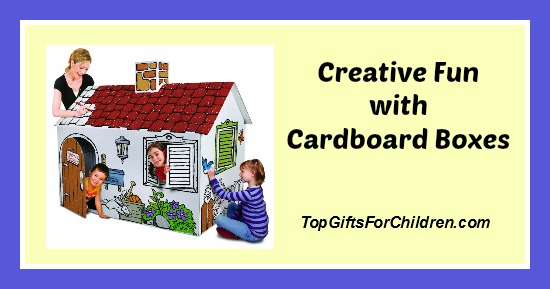 Creative Fun with Cardboard Boxes