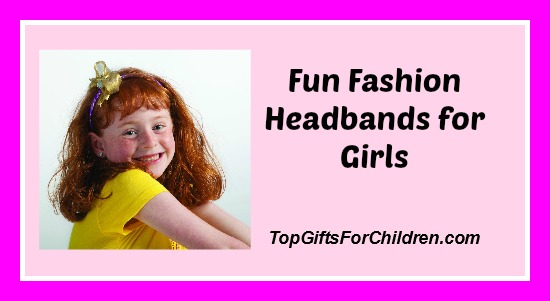 Fashion Headbands for Girls