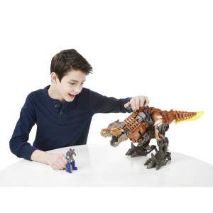 Transformers Stomp and Chomp Grimlock Figure