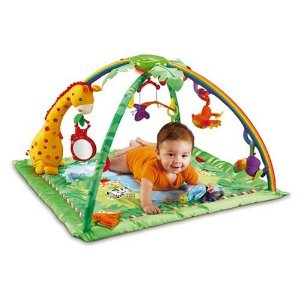 Baby-Play-Gym-Fisher-Price-Rainforest-baby-play-gym