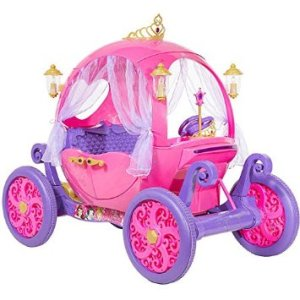 disney-princess-carriage-car